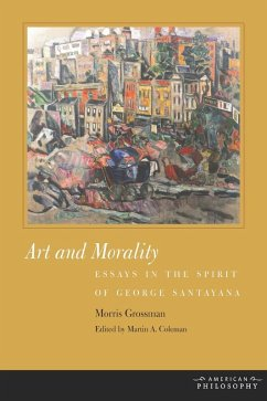 Art and Morality (eBook, ePUB) - Grossman, Morris