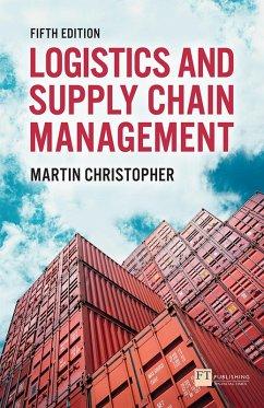 Logistics & Supply Chain Management (eBook, PDF) - Christopher, Martin