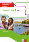 Green Line 3 G9. Workbook mit 2 Audio-CDs Klasse 7