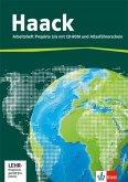 Der Haack Weltatlas für Sekundarstufe 1. Arbeitsheft Projekte 5/6 mit Atlasführerschein und Übungssoftware