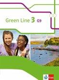 Green Line 3 G9. Schülerbuch. Ausgabe ab 2015. (Flexibler Einband)