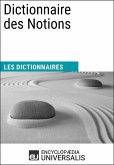 Dictionnaire des Notions (eBook, ePUB)