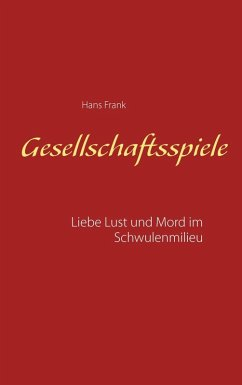 Gesellschaftsspiele... (eBook, ePUB)