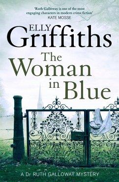 The Woman In Blue (eBook, ePUB) - Griffiths, Elly