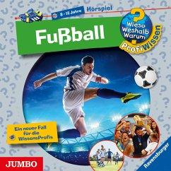 Fußball / Wieso? Weshalb? Warum? - Profiwissen Bd.15 (MP3-Download) - Schwendemann, Andrea; Kock, Hauke