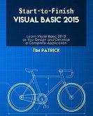 Start-to-Finish Visual Basic 2015 (eBook, ePUB)