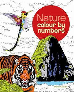 Nature Colour by Numbers