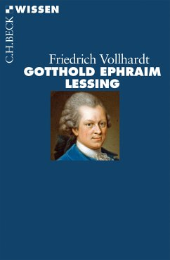 Gotthold Ephraim Lessing (eBook, ePUB) - Vollhardt, Friedrich