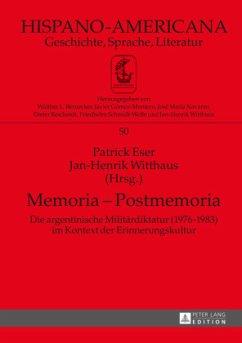 Memoria - Postmemoria
