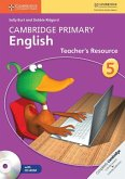 Cambridge Primary English Stage 5 Teacher's Resource Book [With CDROM]