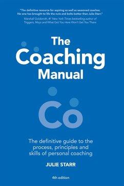 Coaching Manual (eBook, ePUB) - Starr, Julie