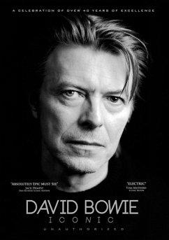 David Bowie Iconic