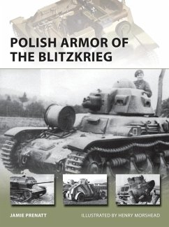 Polish Armor of the Blitzkrieg (eBook, PDF) - Prenatt, Jamie