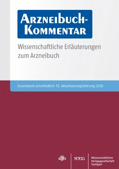 Arzneibuch-Kommentar CD-ROM VOL 53