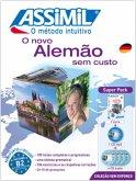 ASSiMiL O novo Alemão sem custo - Deutsch als Fremdsprache. Lehrbuch + 4 Audio-CDs +1 mp3-CD