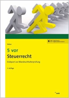5 vor Steuerrecht - Weber, Martin