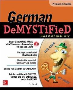 German Demystified, Premium - Swick, Ed