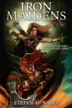 Iron Maidens (The Epic of Violet and Jasmine, #...