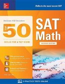 McGraw-Hill's Top 50 Skills for a Top Score: SAT Math