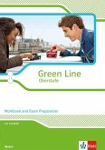 Green Line Oberstufe. Klasse 11/12 (G8), Klasse 12/13 (G9). Workbook and Exam Preparation mit CD-ROM. Ausgabe 2015. Hessen