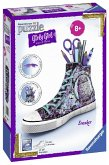 Ravensburger 12085 - Sneaker Animal Trend, Girly Girl Edition, 3D Puzzle 108 Teile