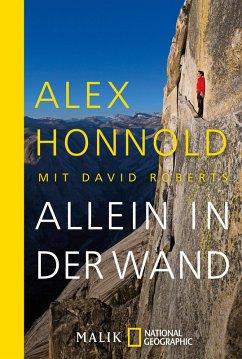 Allein in der Wand (eBook, ePUB) - Honnold, Alex