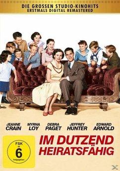 Im Dutzend heiratsfähig - Fox Grosse Film-Klass...