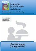 Ernährung bei Essstörungen (Untergewicht) (eBook, ePUB)