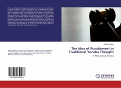 The Idea of Punishment in Traditional Yoruba Thought