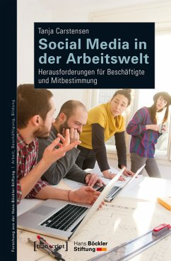 Social Media in der Arbeitswelt (eBook, PDF) - Carstensen, Tanja