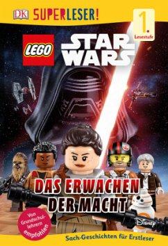 SUPERLESER! LEGO® Star Wars(TM) Das Erwachen der Macht / Superleser 1. Lesestufe Bd.1