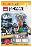 SUPERLESER! LEGO® NINJAGO®. Ninja in Gefahr / Superleser 1. Lesestufe Bd.2