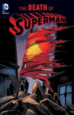 The Death of Superman - Jurgens, Dan