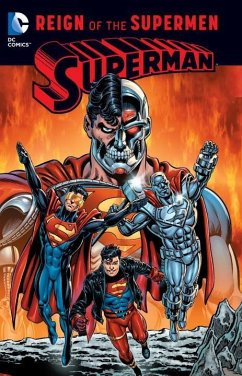 Superman Reign Of The Supermen - Jurgens, Dan