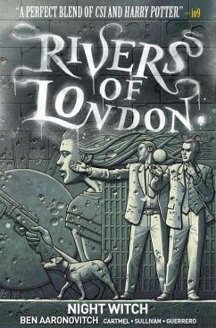 Rivers of London 02. Night Witch - Aaronovitch, Ben; Cartmel, Andrew