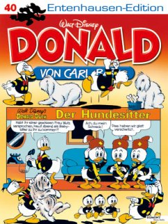 Disney: Entenhausen-Edition-Donald / Lustiges Taschenbuch Entenhausen-Edition Bd.40 - Barks, Carl