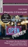 Magento 2.0 kompakt - Preview (eBook, ePUB)
