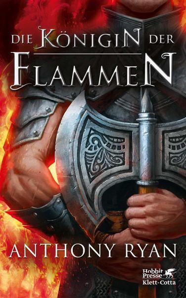 Die Königin der Flammen / Rabenschatten-Trilogie Bd.3 - Ryan, Anthony