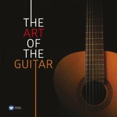 The Art Of The Guitar - Barrueco/Isbin/Segovia/Romero/Bream