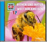 Bienen und Natur / Welt der Ameisen, 1 Audio-CD