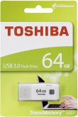 Toshiba Hayabusa USB 3.0 64GB White U301