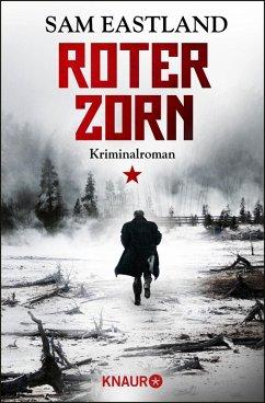 Roter Zorn / Inspektor Pekkala Bd.5 (eBook, ePUB) - Eastland, Sam