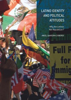 Latino Identity and Political Attitudes - Cisneros, Angel Saavedra