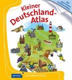 Kleiner Deutschland-Atlas / Meyers Kinderbibliothek Bd.73