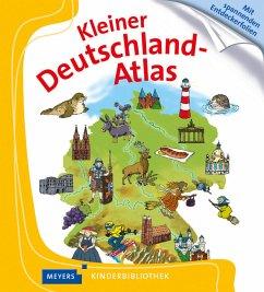 Kleiner Deutschland-Atlas / Meyers Kinderbiblio...