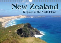 New Zealand - Regions of the North Island 2017