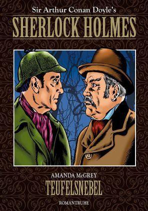 Buch-Reihe Sherlock Holmes - Neue Fälle