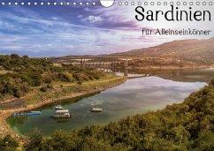 Sardinien - Für Alleinseinkönner (Wandkalender 2017 DIN A4 quer)
