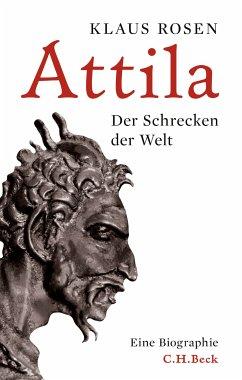 Attila (eBook, ePUB) - Rosen, Klaus