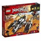 LEGO® NINJAGO 70595 Ultra-Tarnkappen-Fahrzeug